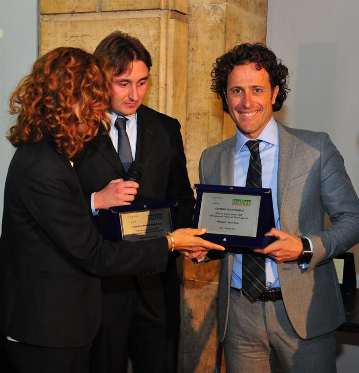 Ugo Vanelo e Matteo Cozzani